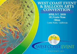 West Coast Event & Balloon Art Convention
