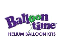 New Balloon Time Themed Balloon Kits