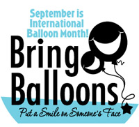 September is International Balloon Month!