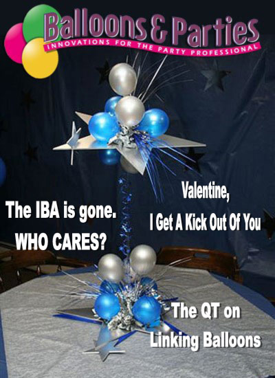 Balloons & Parties Vol. 26 No. 1
