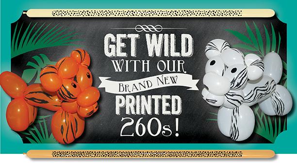 Brand New Printed 260s!