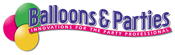 BALLOONS and Parties Magazine