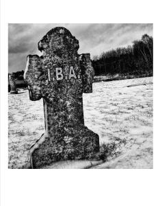 IBA grave