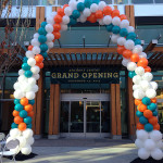 Sonoma State University Grand Opening Arch
